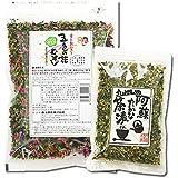 トーノー 業務用五色の花むすび&菊池食品 阿蘇たかな茶漬け 各1袋お試しセット