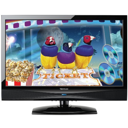 ViewSonic VT2430 24-Inch 1080p LCD HDTV - Def S-video