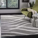 Safavieh Adirondack Collection ADR125R Charcoal and