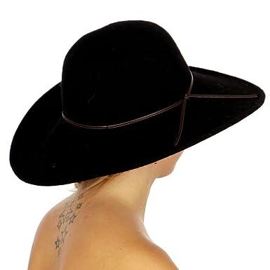 Anytime Scarf Wool-Felt Wide Brim Floppy Fashion Women s Boho Hat ... b7df158ac2a