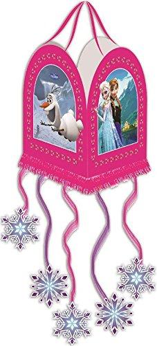 Procos Disney Frozen Pull String Pinata (Disney Frozen Olaf Pinata)