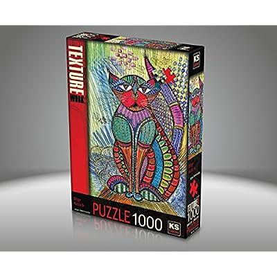 Sk Puzzle Da 1000 Pezzi Gatto