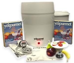 Yogourmet Multi Electric Yogurt Maker with CBA Starter