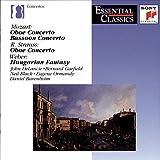 Mozart: Oboe Concerto, K. 314 / Bassoon Concerto, K. 191 / R. Strauss: Oboe Concerto / Weber: Andante e Rondo ungarese, Op. 35, J. 158 (Essential Classics)