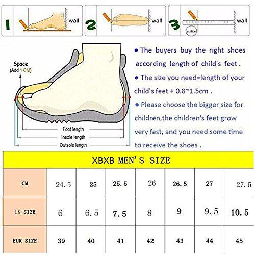 XBXB Damen Turnschuhe Sicherheitsschuh Arbeitsschuh Leicht Wanderschuhe Wanderschuhe Wanderschuhe Turnschuhe Straßenlaufschuhe Laufschuhe Lace-up Sportschuhe 35-40 45ca12