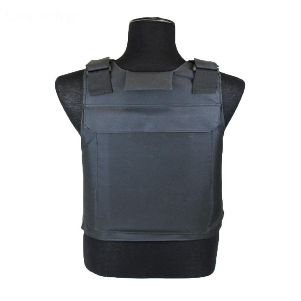 HT Taktische Weste CS im Freien Anti-Terror-Weste Anti-Messer-Weste Taktiken Brustschutz Im Freien Cosplay Nylon
