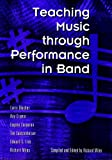 img - for Teaching Music Through Performance in Band, Vol. 1 by Larry Blocher (1996-11-01) book / textbook / text book