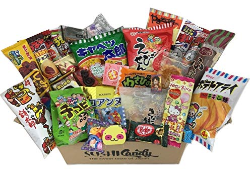 (30 Japanese Candy assortment gifts DAGASHI set snack & sweets Japanese KITKAT japanese)