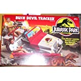 1993 Kenner Jurassic Park Bush Devil Tracker Vehicle