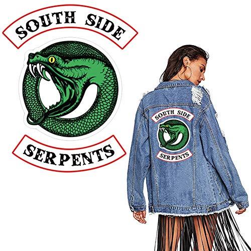 Top 10 recommendation riverdale merchandise southside serpents sweatshirts 2020