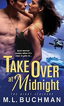 Take Over at Midnight (The Night Stalkers Book 7) by [Buchman, M. L.]