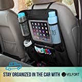 Best Shields For IPads - Car Seat Organizer for Kids – Universal Rear Review