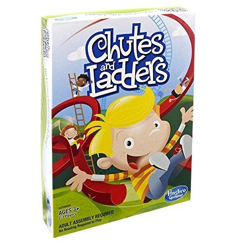 Milton Bradley Hasbro - Milton Bradley A4756 Chutes & Ladders