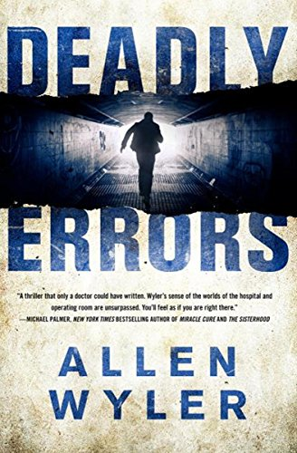 Deadly Errors Kindle Edition By Allen Wyler Mystery Thriller