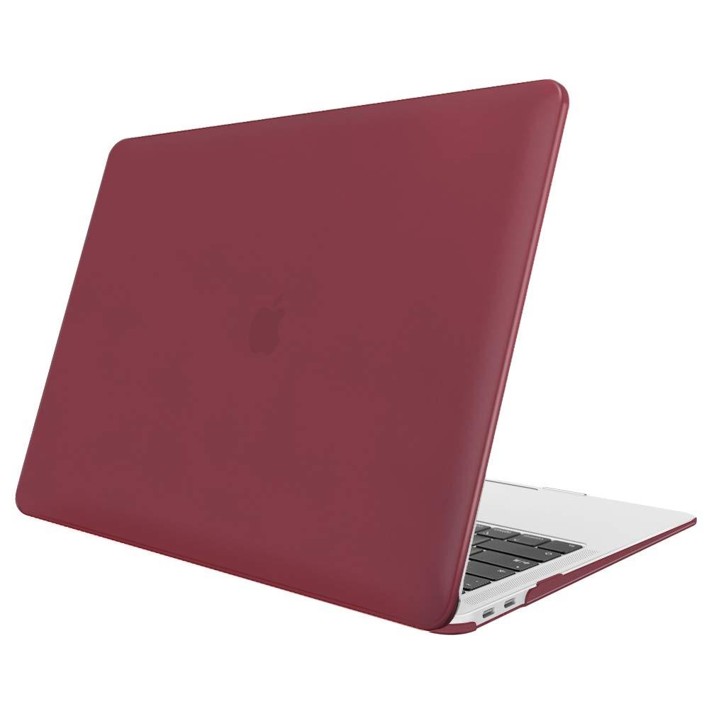 A1369 Oro Rosa Fintie Funda para MacBook Air 13 S/úper Delgada Carcasa Protectora de Pl/ástico Duro para Apple MacBook Air 13.3 Modelo A1466