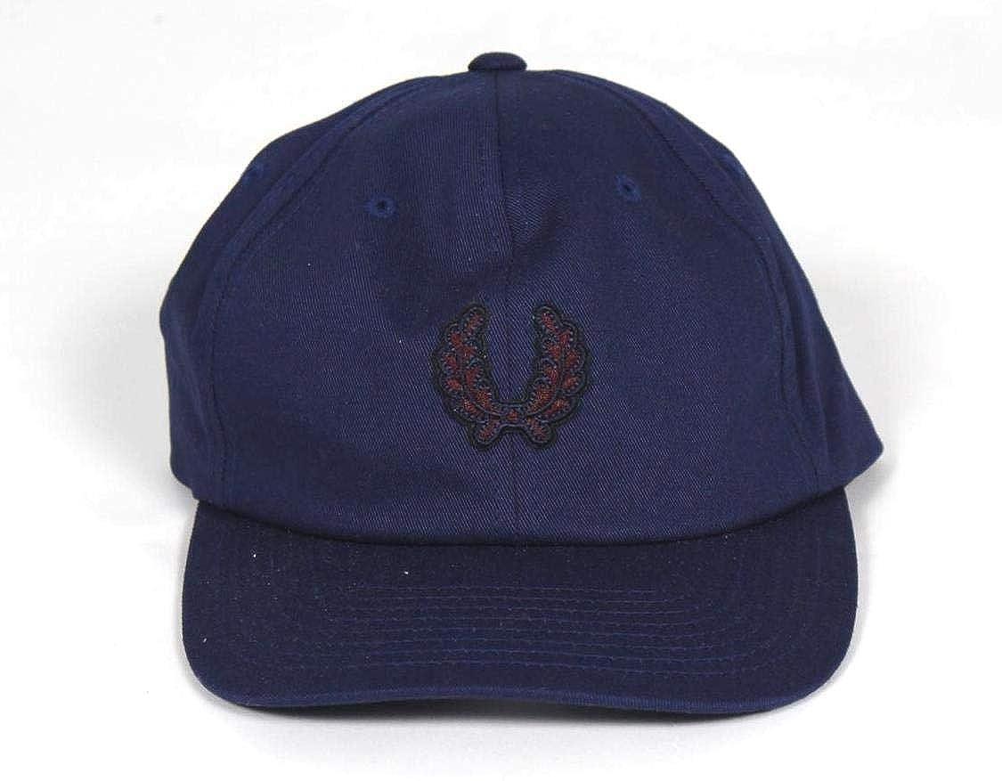 Fred Perry - Gorra de béisbol, Color Azul: Amazon.es: Ropa y ...