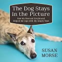 The Dog Stays in the Picture: How My Rescued Greyhound Helped Me Cope with My Empty Nest Audiobook by Susan Morse Narrated by Susan Morse