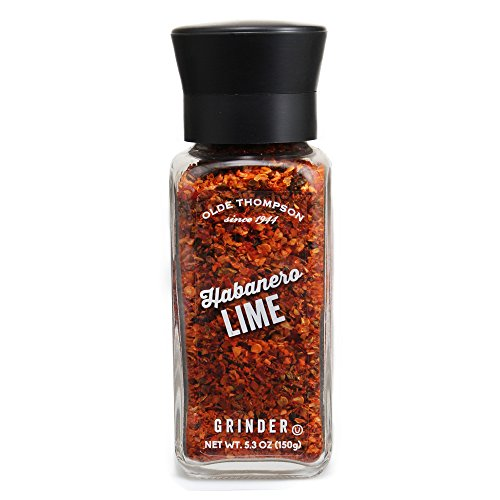 Olde Thompson 1090-93 Habanero Lime Grinder, 4.5-Ounce