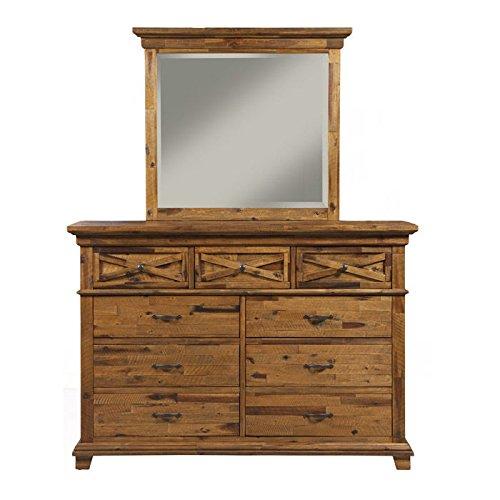 St. James Dresser Mirror by Alpine Furniture