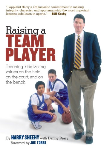 Raising a Team Player: Teaching Kids Lasting