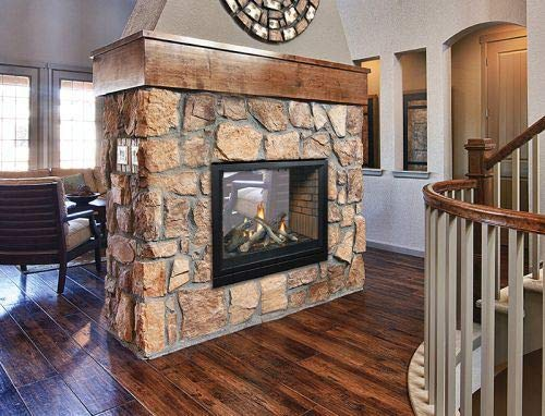 Empire Comfort Systems Tahoe Premium 36 Clean Face DV MV See-Through Fireplace - Natural Gas
