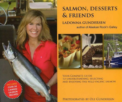 Salmon, Desserts & Friends (The Best Smoked Salmon)