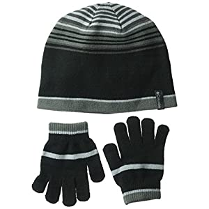 Columbia Boys' Youth Hat and Glove Set
