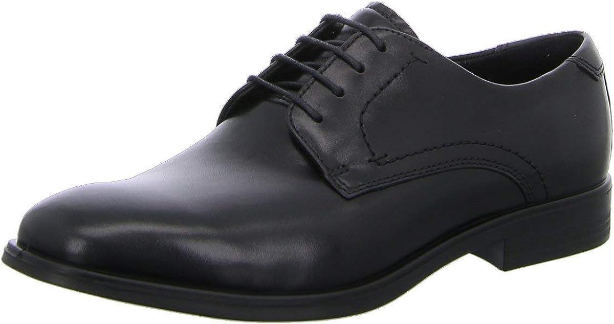 ECCO Melbourne, Zapatos de Cordones Derby para Hombre