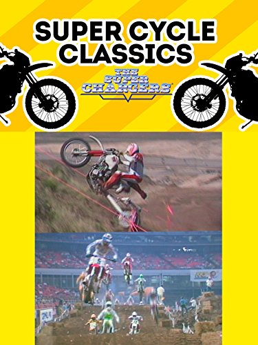 Speedway Racing - Super Cycle Classics - The Super Chargers