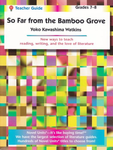 so far from the bamboo grove So far from the bamboo grove is a semi-autobiographical novel written by yoko  kawashima watkins, a japanese american writer it was originally published by.