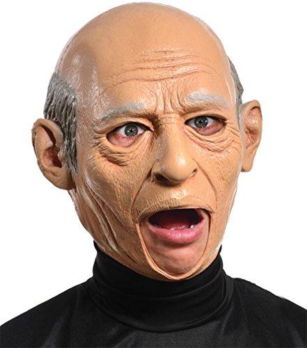 Morris Costumes MR131147 Old Man Latex Mask (Old Man Mask For Sale)