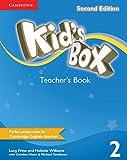 Kid's Box Level 2 Teacher's Book Second Edition - 9781107668409