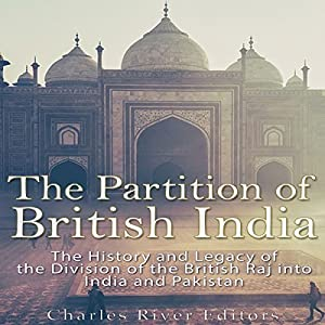 The Partition of British India Audiobook