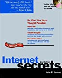 Internet Secrets by John R. Levine (2000-04-21)