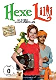 Lilly the Witch: The Journey to Mandolan (Hexe Lilli: Die Reise nach Mandolan) (Kika Superbruja, el viaje a Mandolan) [Region 2]