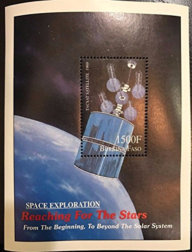 Space Stamps Mint - 2