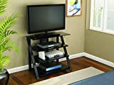 Z-Link ZL58336SU TV Stand for 50-Inch TV, Glass