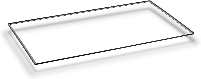 Silverline 625131010Marco exterior para Flow de en (aufgesetzte montaje)/Campana accesorios