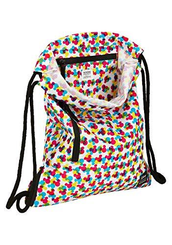 (Nixon Everyday Cinch Bag Mickey Mouse CMYK Disney Day Bag)