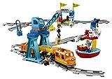 LEGO DUPLO Cargo Train 10875 Battery-Operated