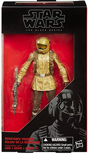 Resistance Trooper #10 - Black Series 6 inch - Episode 7