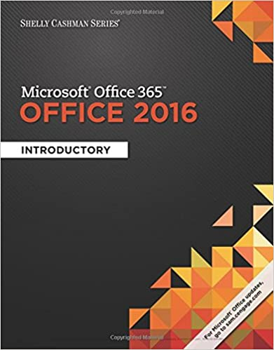 Free shelly cashman series microsoft office 365 office 2016 shelly cashman series microsoft office 365 office 2016 introductory ebooks online fandeluxe Choice Image