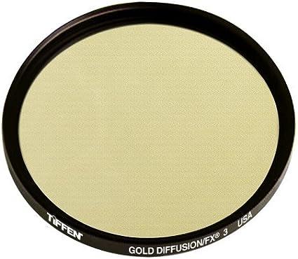 Tiffen 72GDFX3 72mm Gold Diffusion 3 Filter