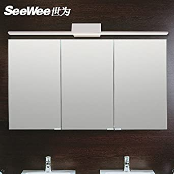 Qwer LED Lampen Badezimmer Spiegel Front Licht WC-Gang Nordic ...