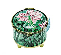 Kelvin Chen Postage Stamp Holder - Asiatic Lily