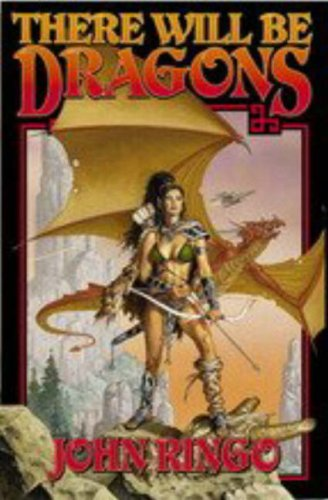 Download There Will Be Dragons (Council Wars) pdf
