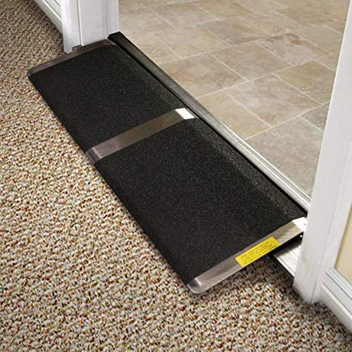 Prairie View Industries TH1032 Threshold Ramp, 10 x 32 Inch ()