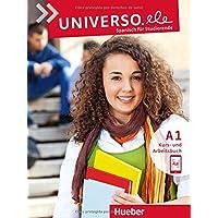 Universo.ele A1: Spanisch für Studierende / Kurs- und Arbeitsbuch mit Audios online