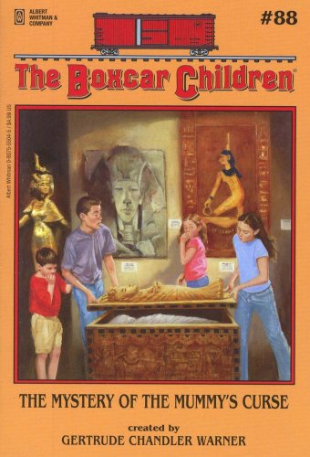 The Mystery of the Mummy's Curse (Boxcar Children Mysteries) - Book #88 of the Boxcar Children