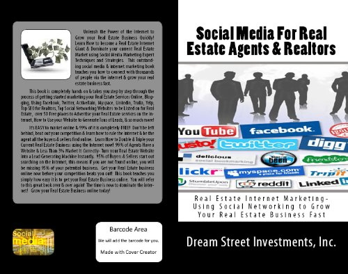 Social Media For Real Estate Agents & Realtors: Real Estate Internet Marketing- Using Social Networking to Grow Your Real Estate Business Fast Pdf